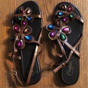 🆕 Candie's embellished sandals